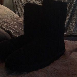 ... Black Midway Ugg Boots ... 9493afecdd7c